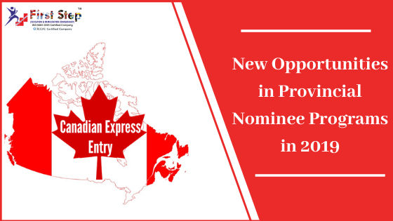 New Opportunities in Provincial Nominee Programs in 2019
