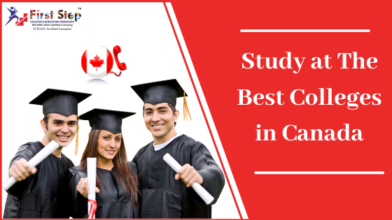Study at The Best Colleges in Canada