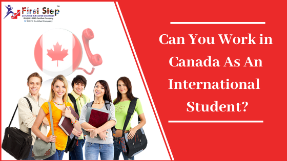 Can You Work in Canada As An International Student?