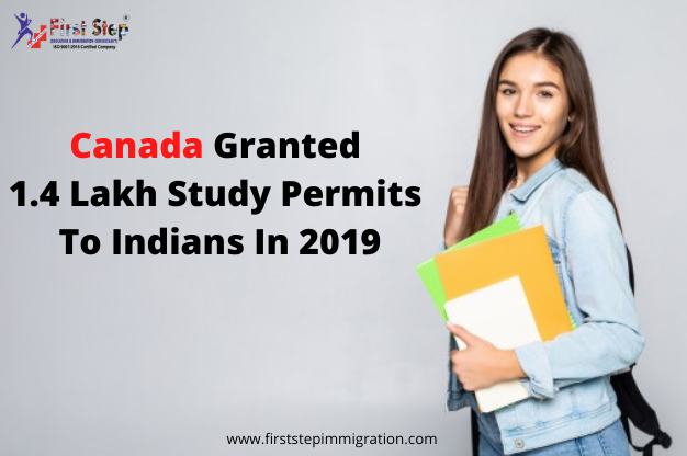 Canada Granted 1.4 Lakh Study Permits To Indians In 2019