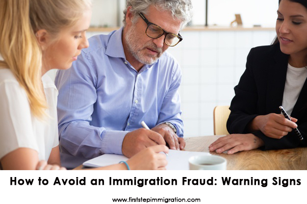 How to Avoid Immigration Fraud: Warning Signs