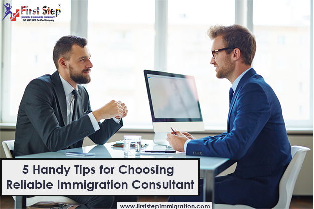 5 Handy Tips for Choosing Reliable Immigration Consultant