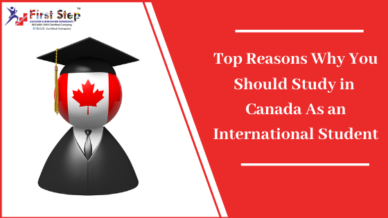 Top Reasons Why You Should Study in Canada As an International Student